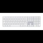 Apple Magic Keyboard with Numeric Keypad - BritishВ English - Silver