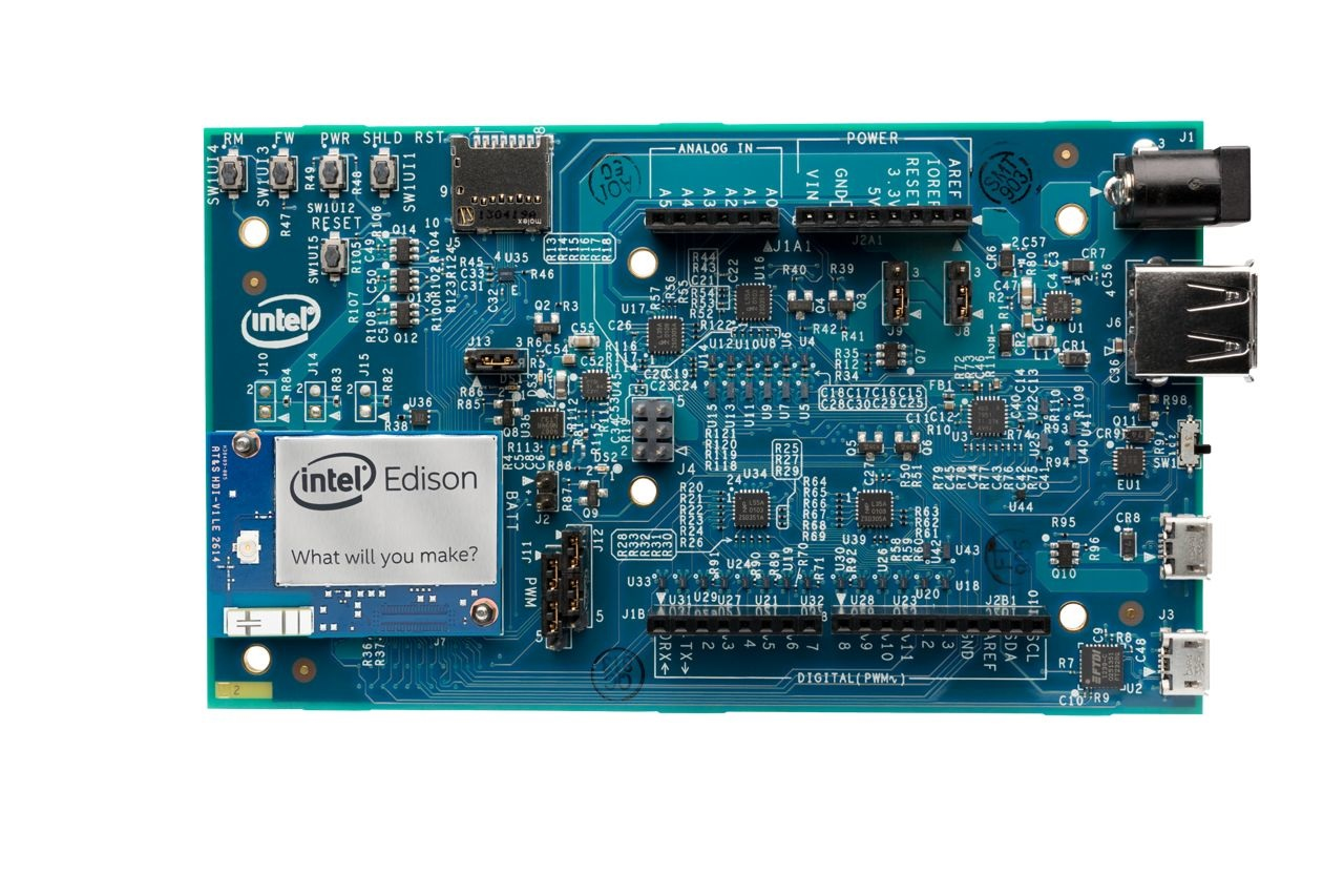 Intel Edison Kit for Arduino