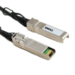 DELL 470-AAVG fibre optic cable 5 m SFP+ Black