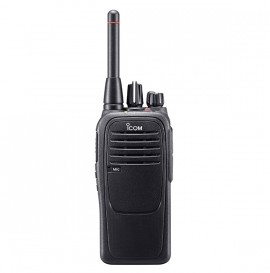 ICOM IC-F29SR 8channels 446.00625 - 446.09375MHz Black two-way radio