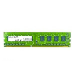 2-Power 4GB MultiSpeed 1066/1333/1600 MHz DIMM Memory - replaces 2PDPC3036UDBC14G memory module
