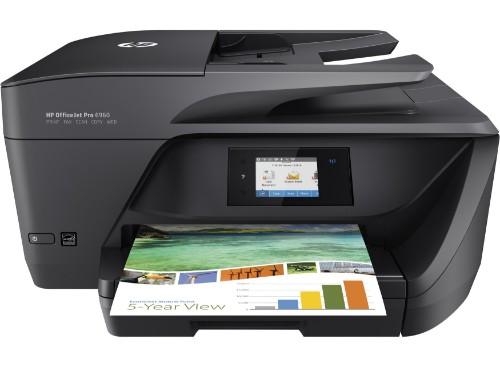 HP OfficeJet Pro 6960 Inkjet 600 x 1200 DPI 18 ppm A4 Wi-Fi