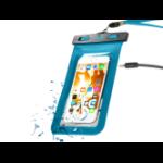 """SBS TEWATERJACK55K funda para teléfono móvil 14 cm (5.5"""") Estuche de extracción Negro, Azul"""