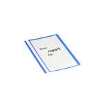 Rexel Report File A4 Blue (25)