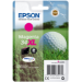 Epson Golf ball Singlepack Magenta 34XL DURABrite Ultra Ink
