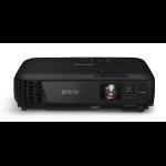 Epson PowerLite S31+ 3200lúmenes ANSI 3LCD SVGA (800x600) Escritorio Negro