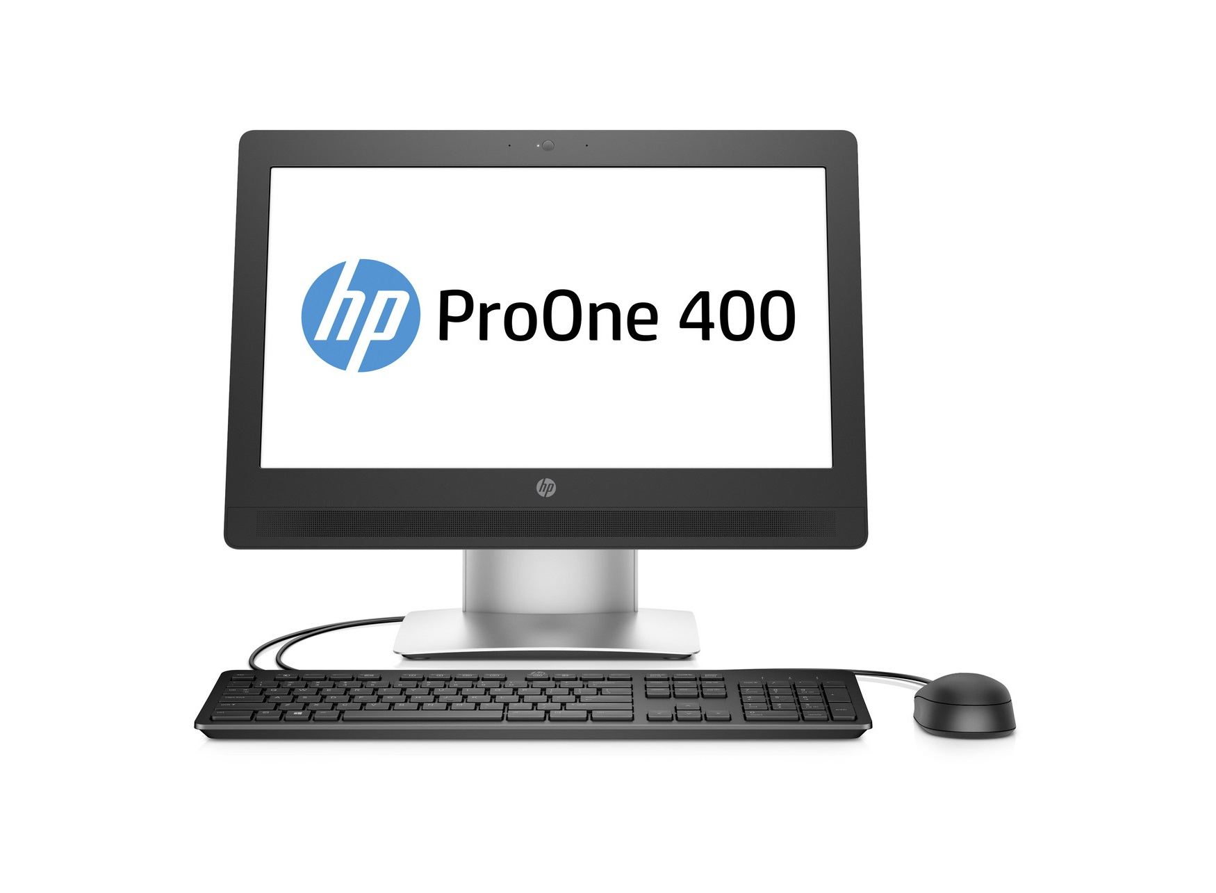 "HP ProOne 400 G2 2.5GHz i5-6500T 20"" 1600 x 900pixels Black,Silver"