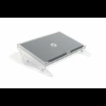 BakkerElkhuizen FlexDesk 640 Transparent document holder