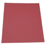 Guildhall L SQUARE CUT FOLDER 315GSM RED