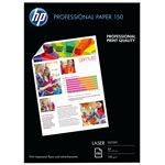 HP Professional Laser Paper, glanzend, 150 gr/m², 150 vel, A4/210 x 297 mm