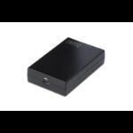 Digitus USB 2.0 - HDMI AV repeater Black