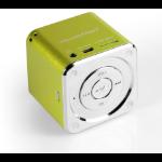 Technaxx Mini Musicman 3 W Green