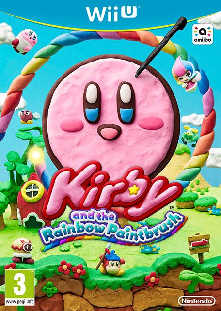 Nintendo KIRBY AND THE RAINBOW PAINTBRUSH