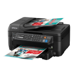 Epson WorkForce WF-2750 4800 x 1200DPI Inkjet A4 13.7ppm Wi-Fi multifunctional