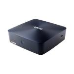 ASUS VivoMini UN45H-DM042Z 1.6GHz N3150 Small Desktop Blue Mini PC