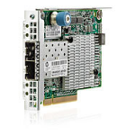 Hewlett Packard Enterprise Ethernet 10Gb 2-port 530FLR-SFP+ Internal Ethernet 40000Mbit/s networking card
