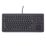 iKey DU-5K-FSR keyboard Black
