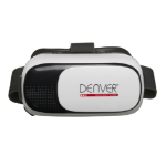 Denver Electronics VR-21MK2 Smartphone-based head mounted display 530g Black, White