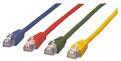 MCL Cable RJ45 Cat5E 1.0 m Green cable de red 1 m Verde