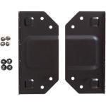 Wortmann AG 14_POI-DS6106V Black flat panel wall mount