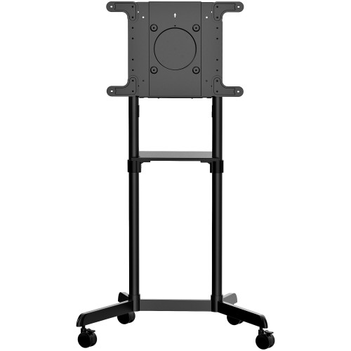StarTech.com Mobile TV Cart - Portable Rolling TV Stand for 37-70