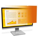 """3M Gold Privacyfilter voor breedbeeldscherm voor desktop 24"""" (16:10)"""