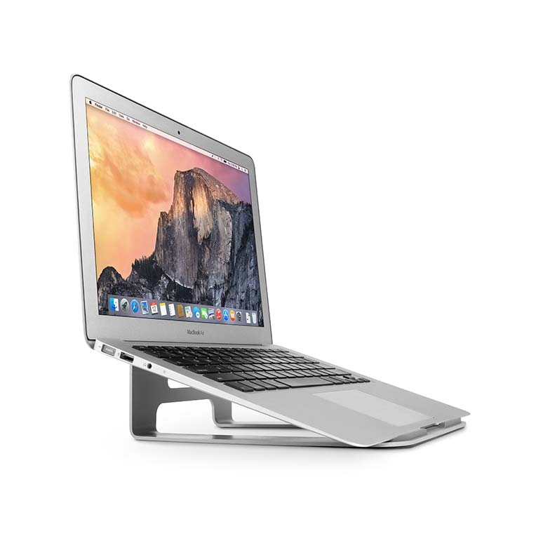 "TwelveSouth ParcSclope For MacBook/MacBook Air/MacBook Pro and iPad Pro  15"" Silver"