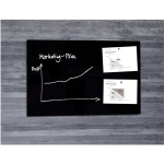 Sigel GL140 Glass Black magnetic board