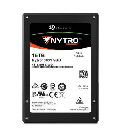 """Seagate Enterprise XS15360TE70014 internal solid state drive 2.5"""" 15360 GB SAS 3D eTLC"""
