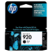 HP 920 Black Officejet Ink Cartridge Original Schwarz