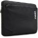"Thule Subterra MacBook Sleeve 15"" notebooktas 38,1 cm (15"") Opbergmap/sleeve Zwart"