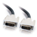 C2G 0.5m DVI-D(TM) M/M Dual Link Digital Video Cable