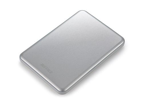 Buffalo MiniStation Slim 3.0 (3.1 Gen 1) 1000GB Silver