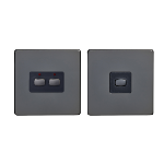 EnerGenie MIHO091 smart home light controller Wireless Anthracite, Black