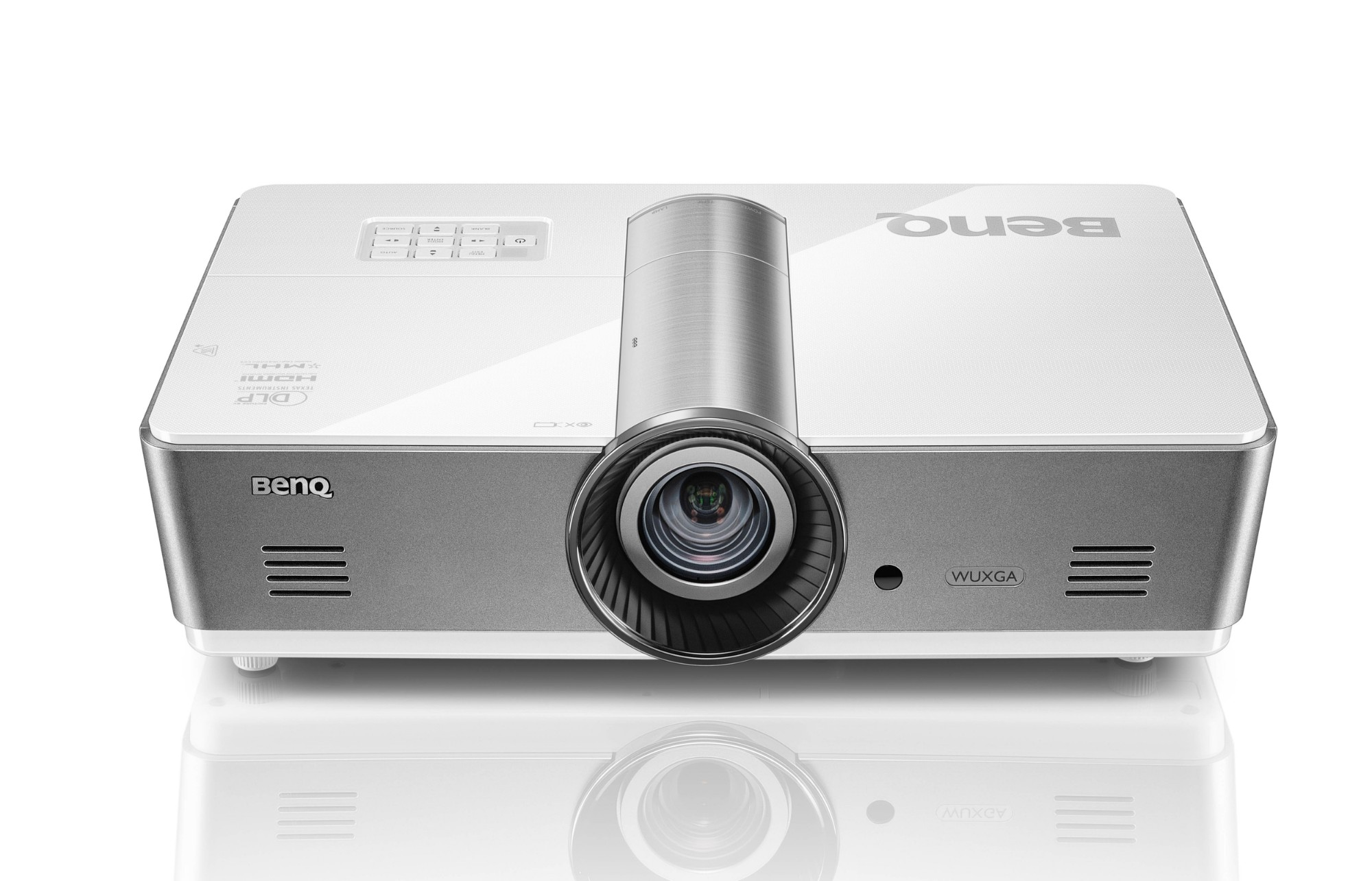 Benq SU922 Desktop projector 5000ANSI lumens DLP WUXGA (1920x1200) 3D Grey, White data projector