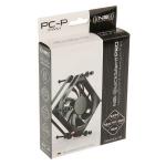 Noiseblocker BlackSilentPro PC-P Computer case Fan 8 cm Black