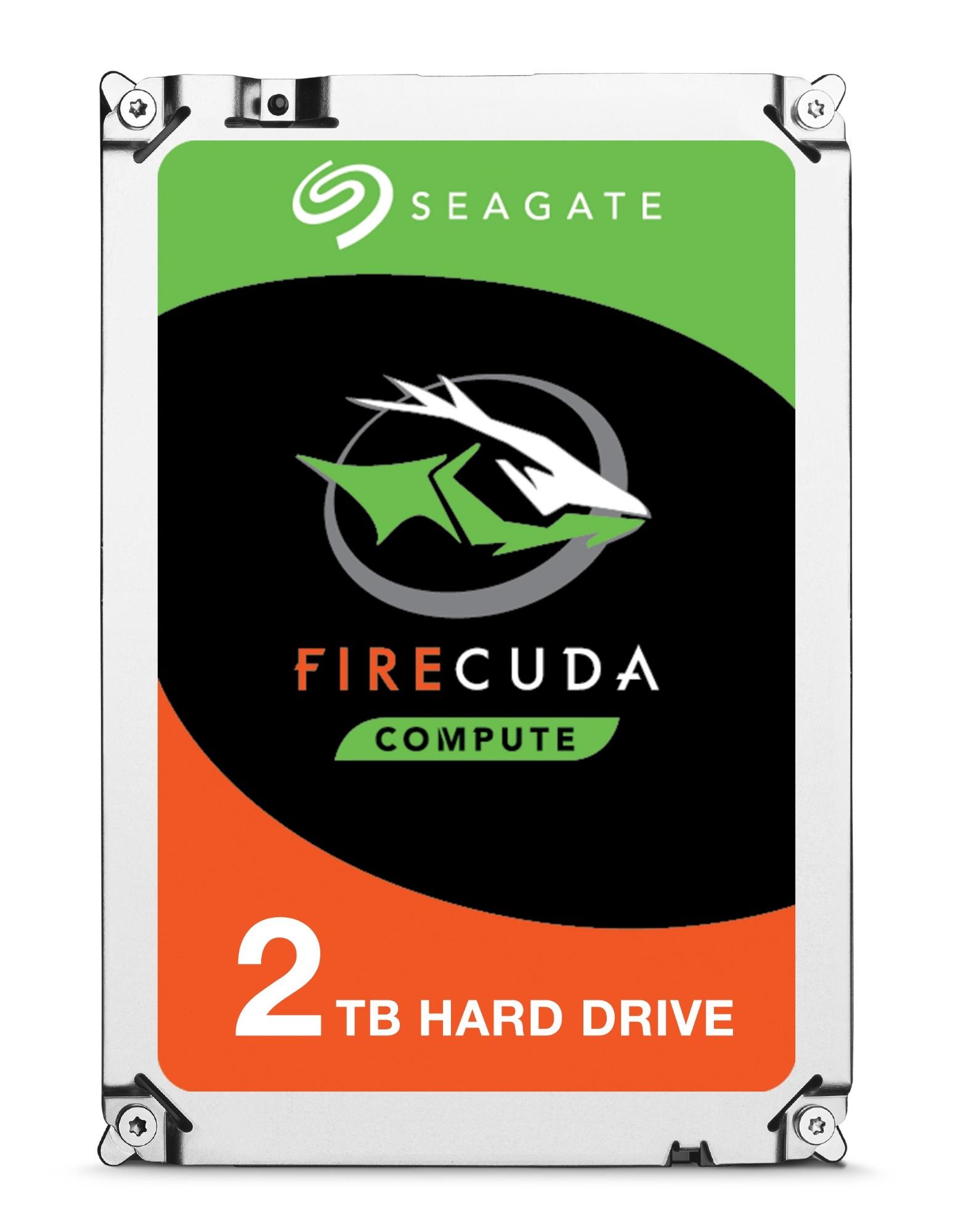 "Seagate FireCuda ST2000DX002 internal hard drive 3.5"" 2000 GB Serial ATA III"