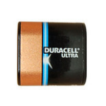 Duracell Ultra M3 6v Lithium Single-use battery