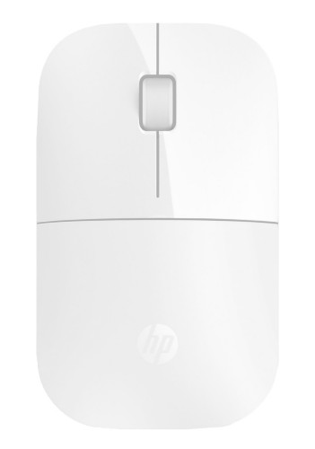 HP Z3700 mice RF Wireless Optical 1200 DPI Ambidextrous White