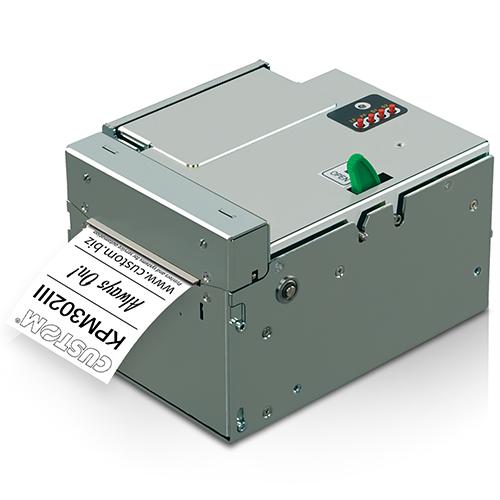 CUSTOM KPM302III Thermal POS printer 203 x 203 DPI Wired