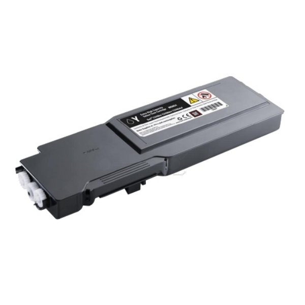 DELL 593-11120 (F8N91) Toner yellow, 9K pages