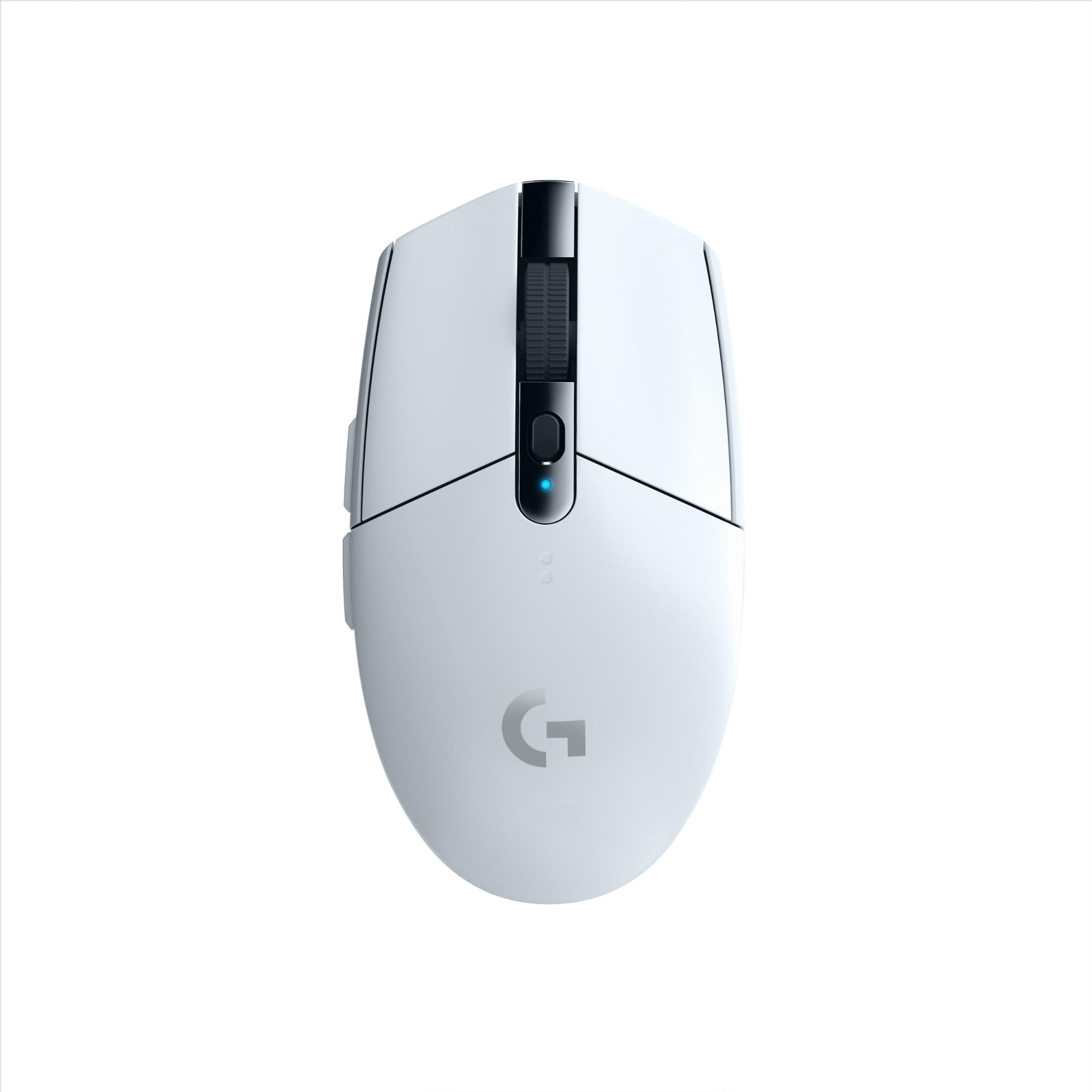 Logitech G305 ratón RF inalámbrico Óptico 12000 DPI mano derecha