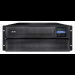 APC Smart-UPS uninterruptible power supply (UPS) Line-Interactive 3000 VA 2700 W 10 AC outlet(s)