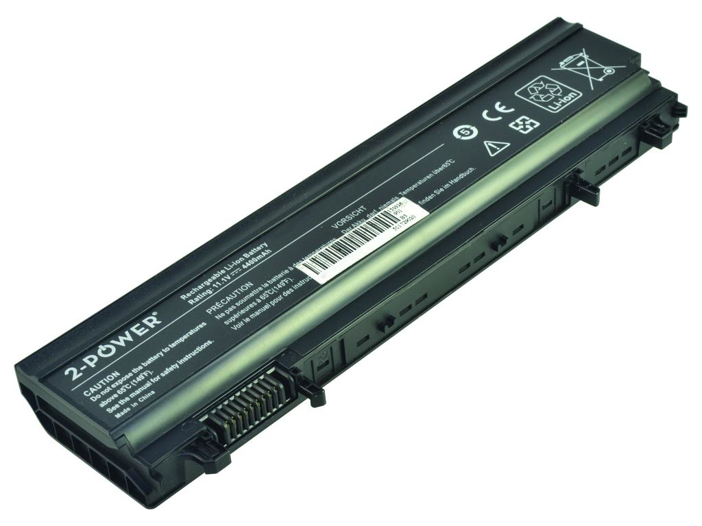 2-Power 11.1v, 6 cell, 57Wh Laptop Battery - replaces 3K7J7