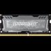 Crucial Ballistix Sport LT 4GB DDR4-2400Mhz 4GB DDR4 2400MHz memory module