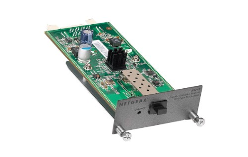 Netgear Adapter 10GbE SFP+ network switch component