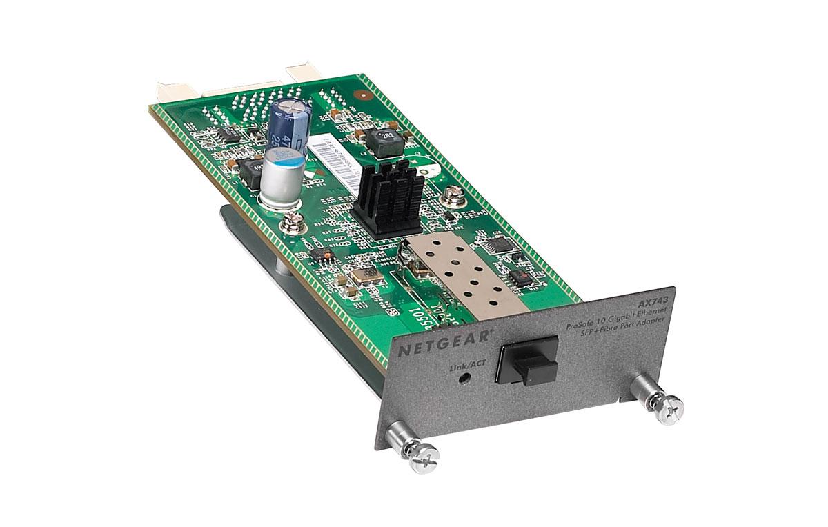 Netgear Adapter 10GbE SFP+ Internal 10Gbit/s switch component