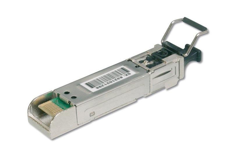 Digitus DN-81001-01 network transceiver module Fiber optic 1250 Mbit/s mini-GBIC/SFP 1310 nm
