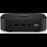 HP Chromebox G3 DDR4-SDRAM 5205U mini PC Intel® Celeron® 4 GB 32 GB eMCP Chrome OS Black
