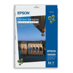 Epson Premium Semigloss Photo Paper, DIN A4, 251g/m², 20 Sheets photo paper